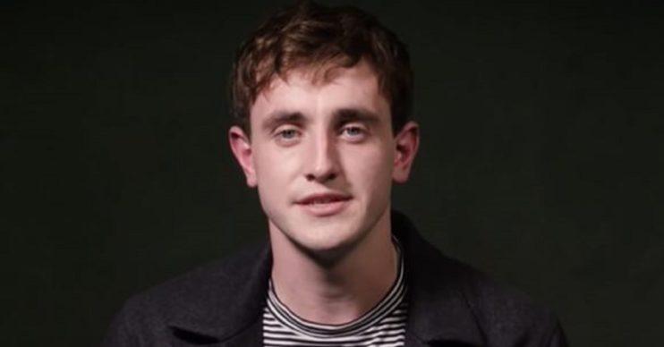 Paul Mescal Normal People actor