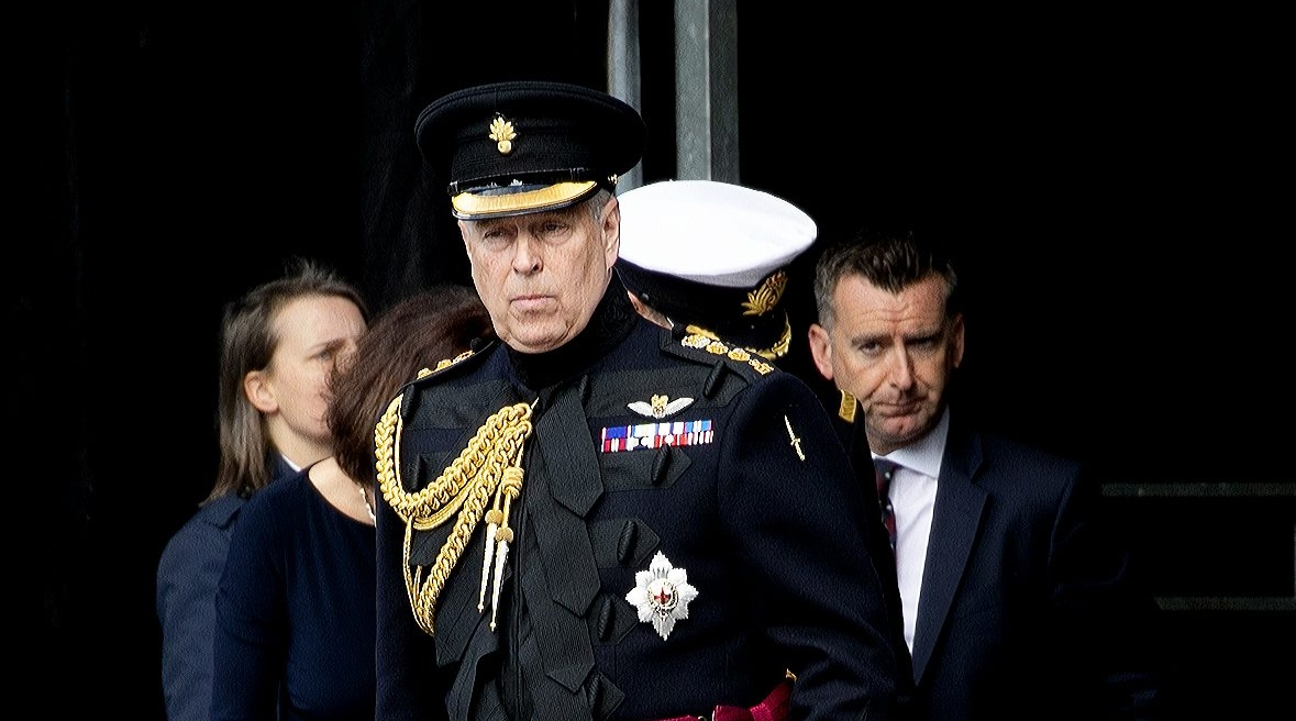 Prince Andrew to reportedly take permanent step back from public duties