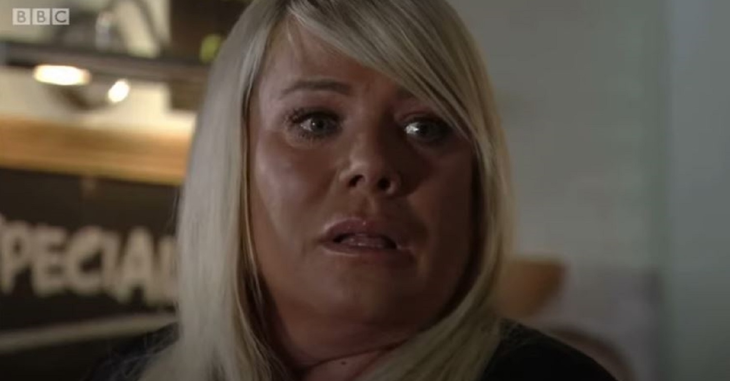 EastEnders fans convinced Sharon will take the Vic for herself and Kayden