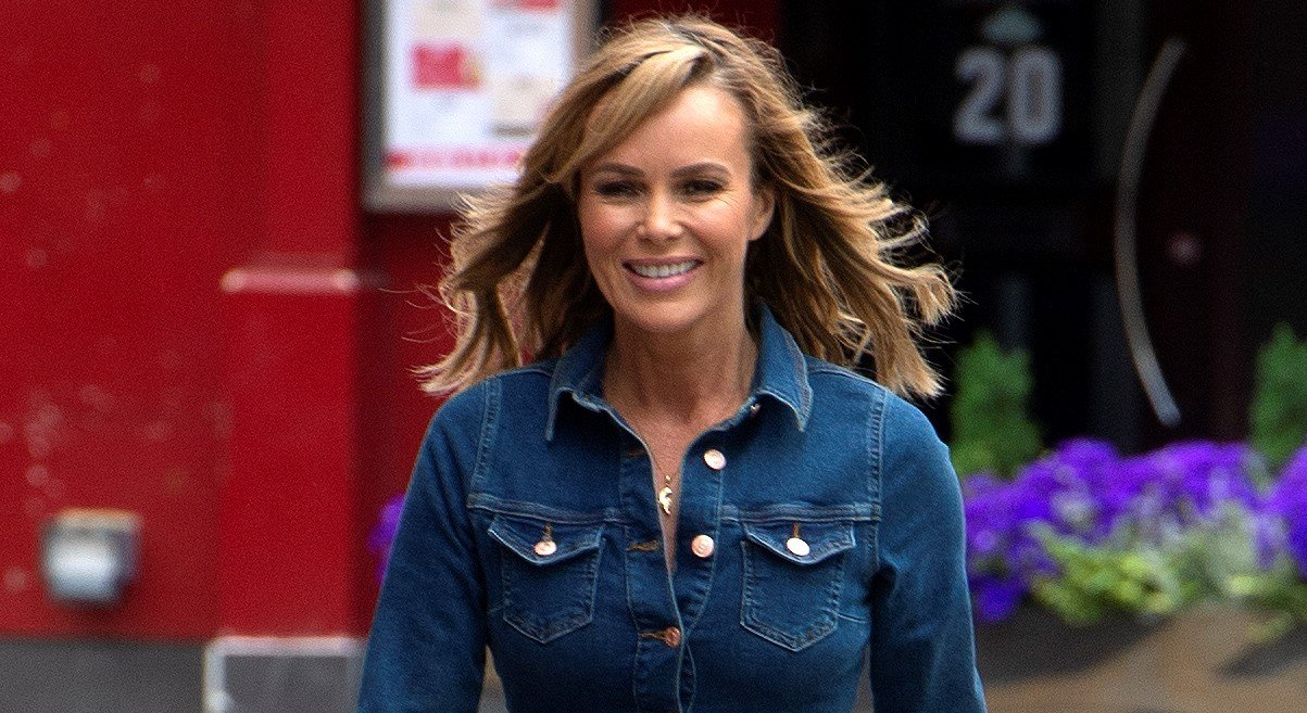 Amanda Holden reveals secret to flawless figure