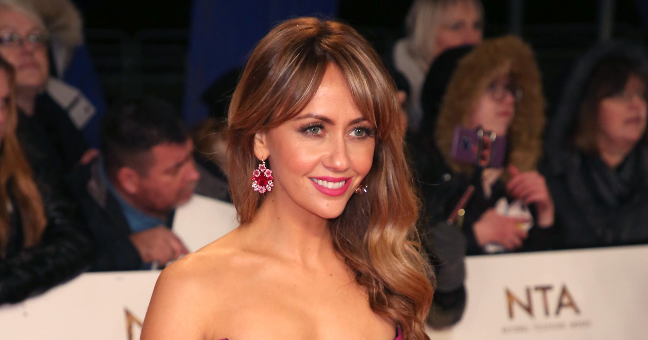 Coronation Street's Samia Longchambon stuns fans with picture of 'lookalike' daughter