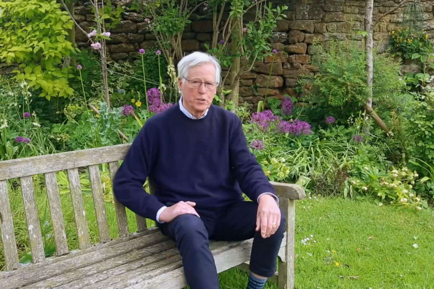 Countryfile fans thrilled as John Craven makes return