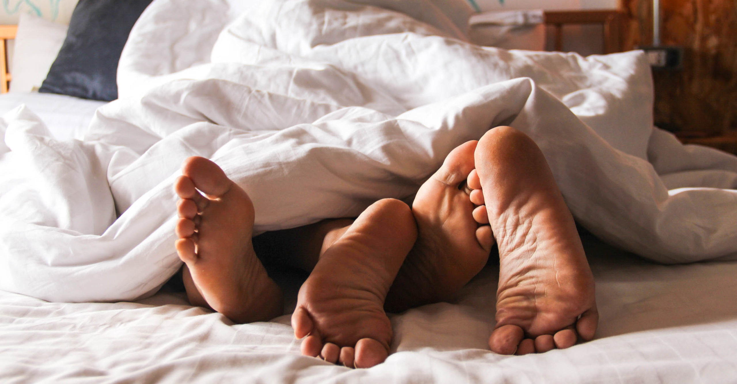 Sex inside your home with someone from a different household is ILLEGAL from today