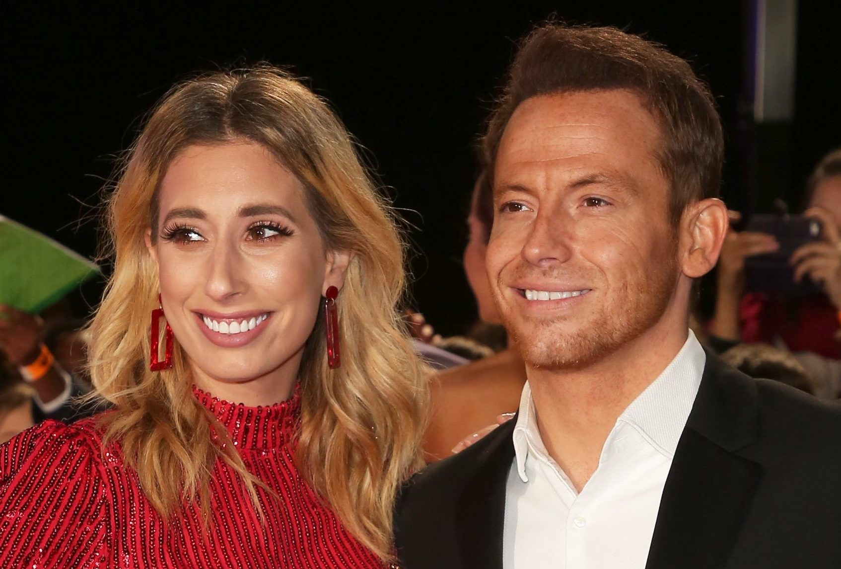 How did Stacey Solomon and Joe Swash meet? The couple were in relationships with other people