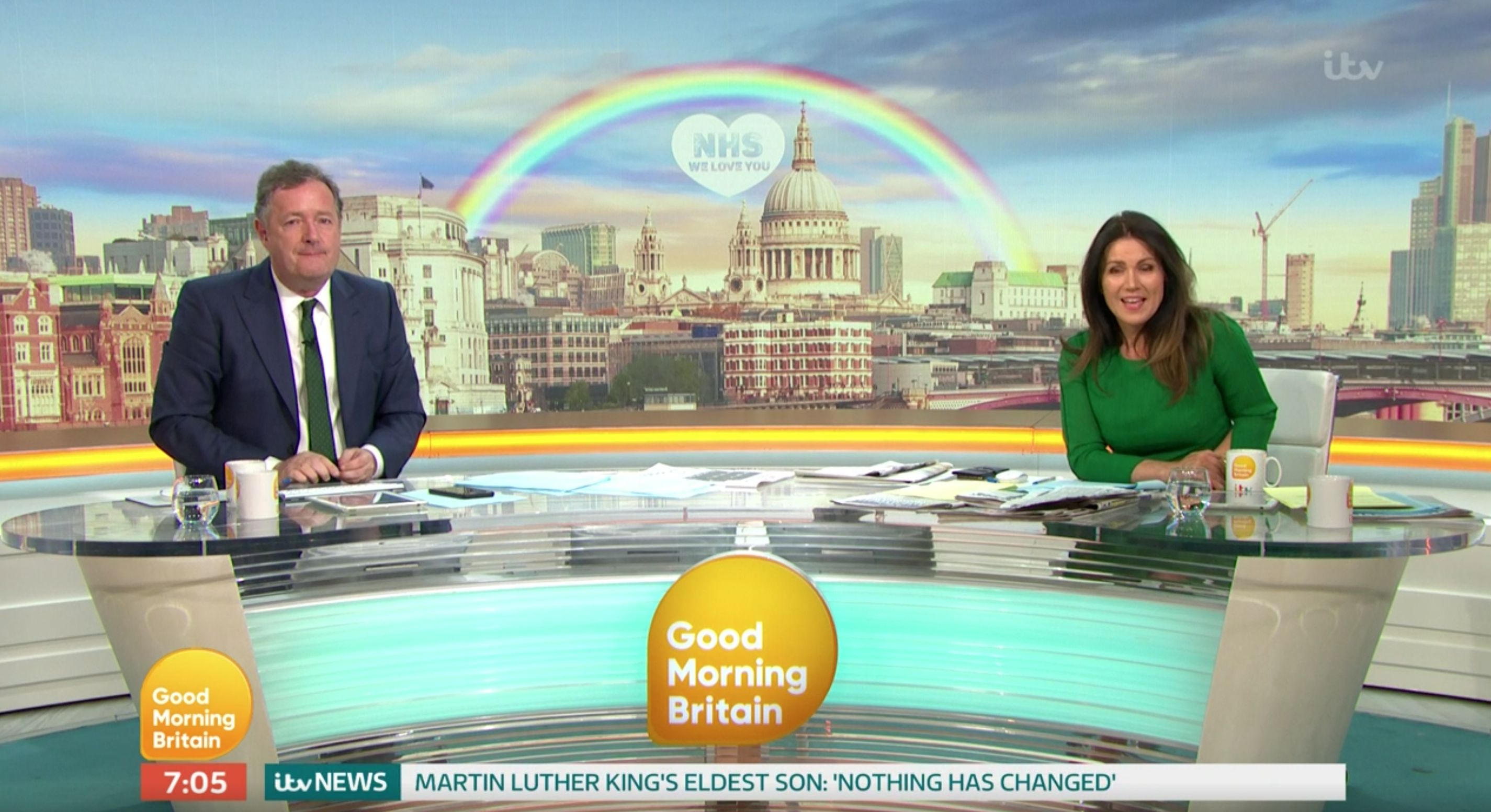 Piers Morgan refuses to apologise as guest Adee Phelan swears on GMB three times
