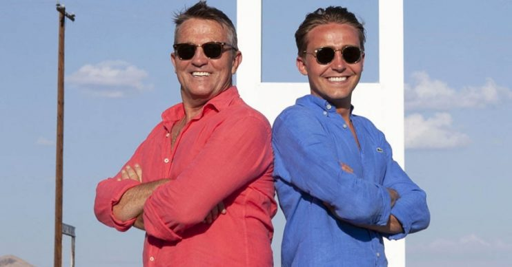 Bradley Walsh and Son: Breaking Dad