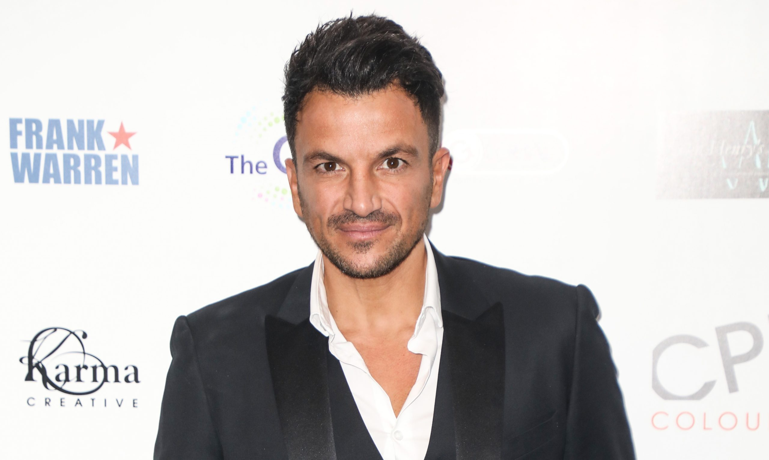 Peter Andre reveals argument with fan who wanted a selfie