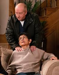When does Geoff get found out in Coronation Street?