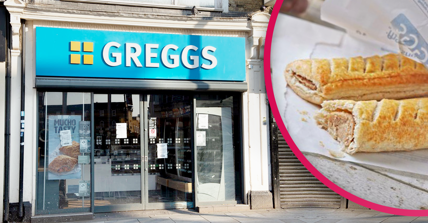 Greggs boss reveals when all stores will reopen as Brits celebrate National Sausage Roll Day