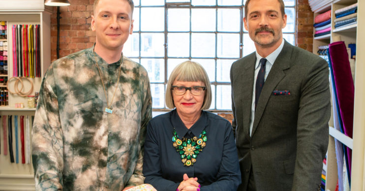 Great British Sewing Bee prize