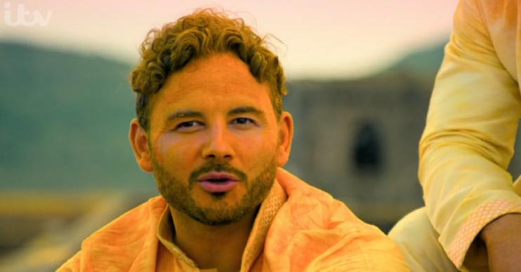 Ryan Thomas in Absolutely India: Mancs In Mumbai
