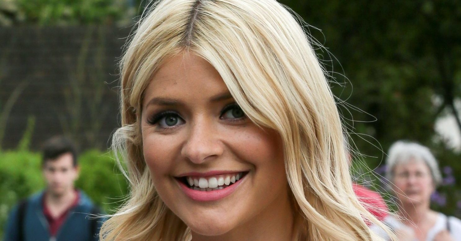 Holly Willoughby reveals her dyslexia is behind mistakes on This Morning