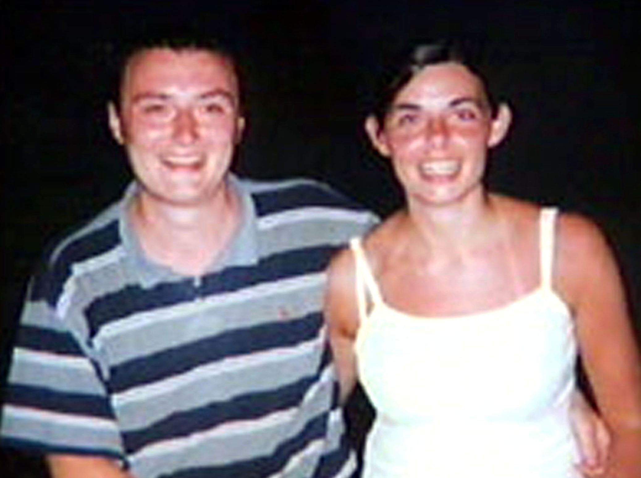 PETER FALCONIO MURDER CASE, AUSTRALIA - 2001