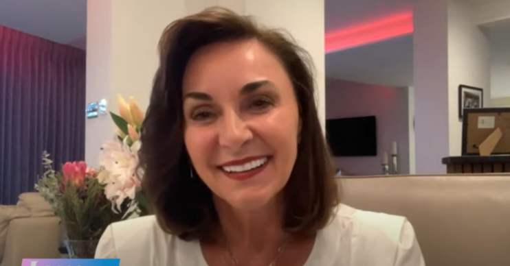 Shirley Ballas Loose Women Credit: ITV