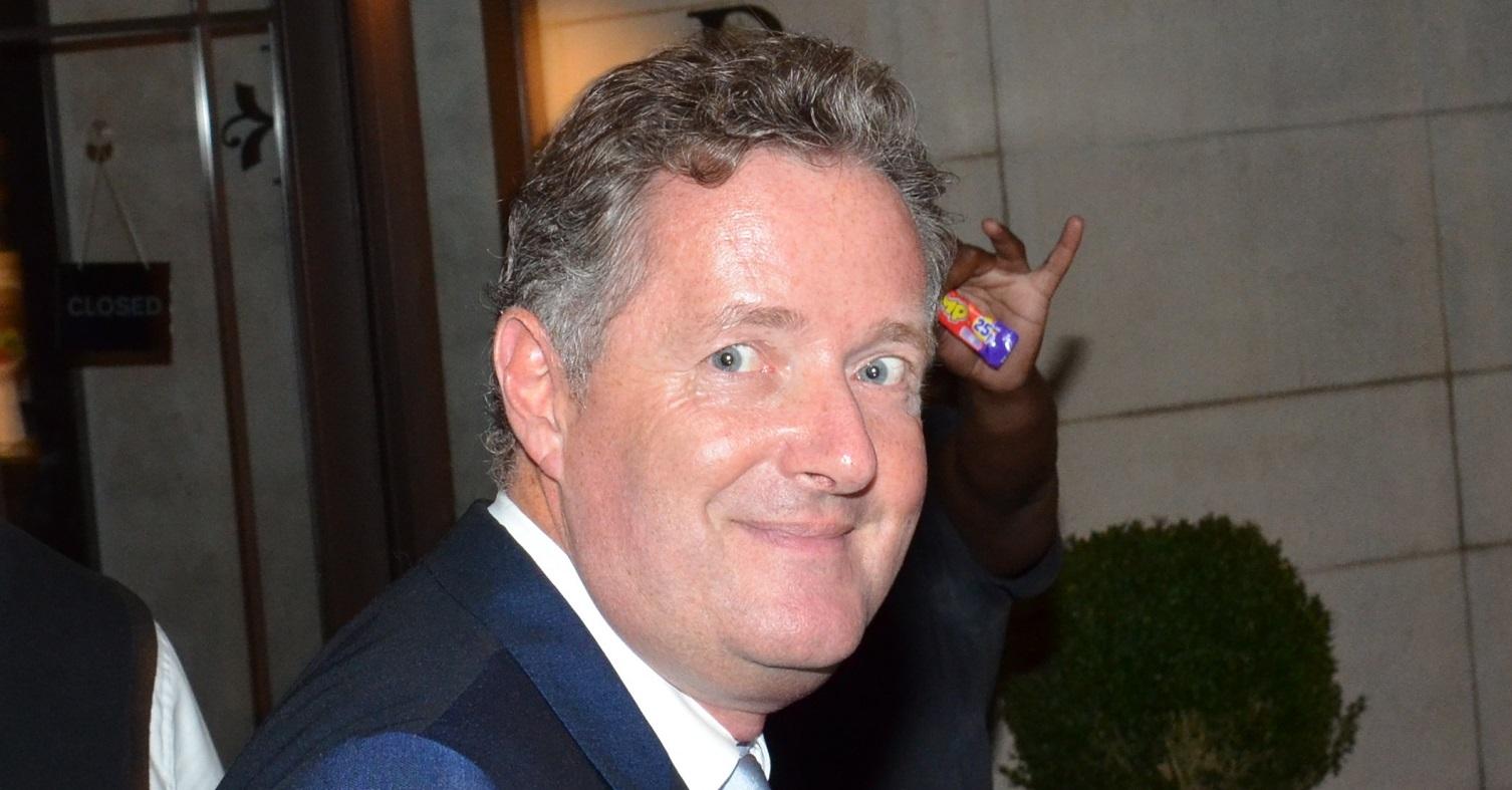Piers Morgan praises Meghan Markle for her 'perfect' speech on George Floyd in major U-turn