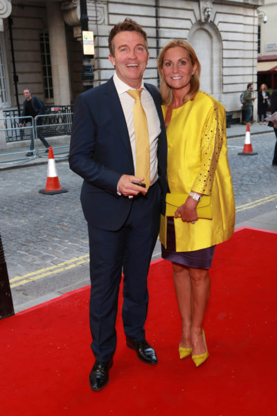 Bradley Walsh's wife