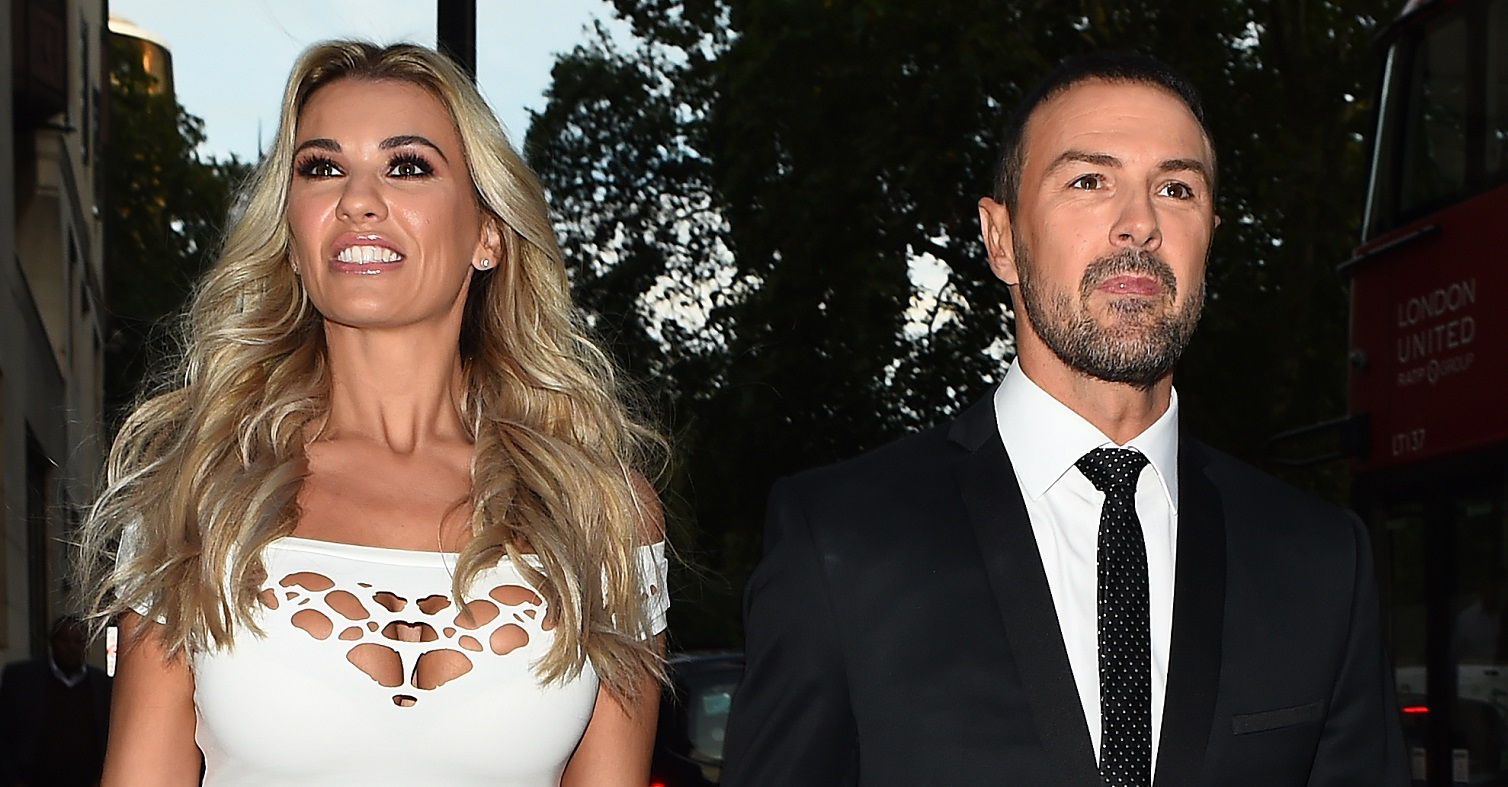 Paddy McGuinness forgets his nine-year wedding anniversary with wife Christine
