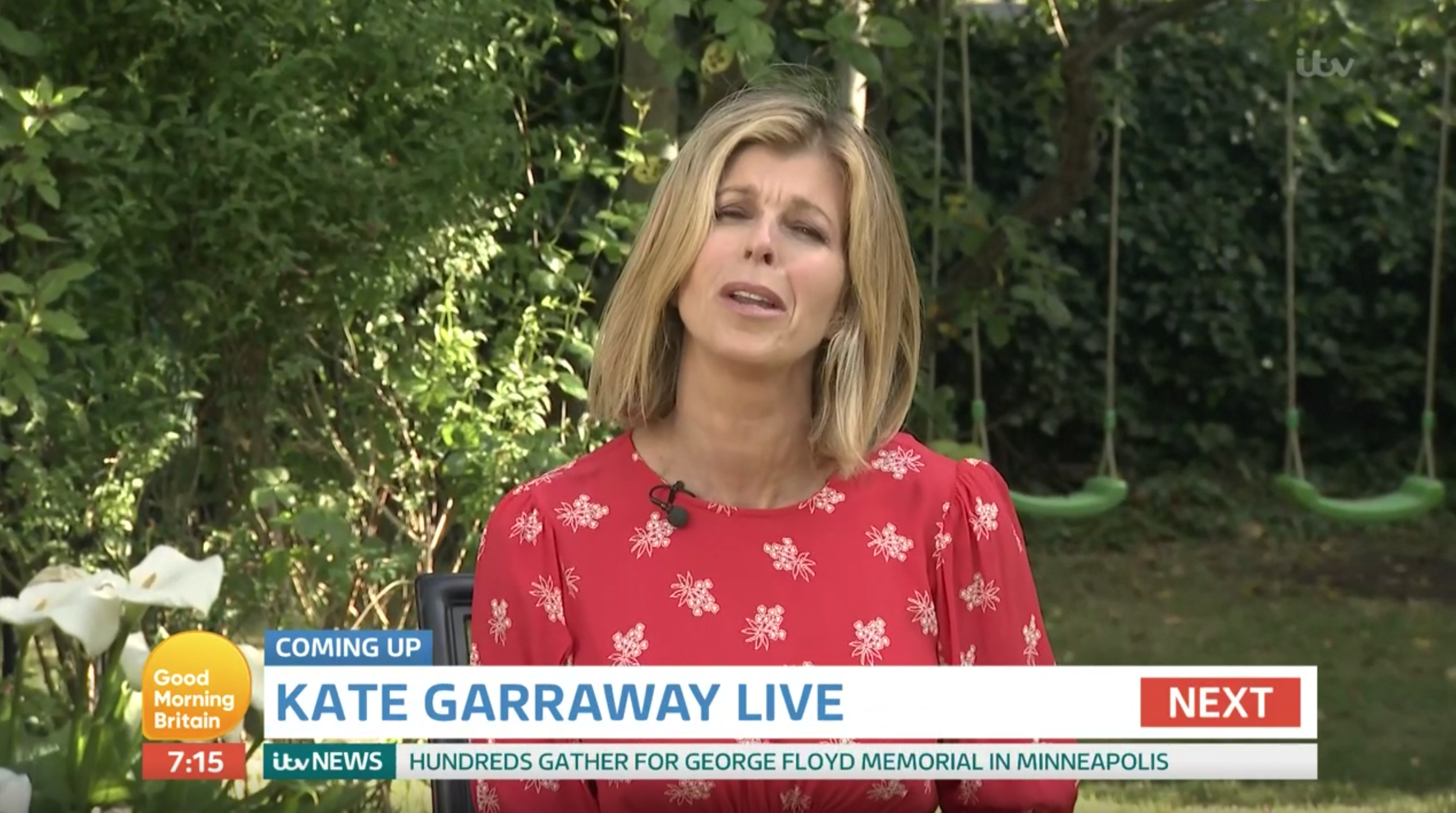 Kate Garraway tells GMB: 'We don't know if Derek can recover from coronavirus damage'