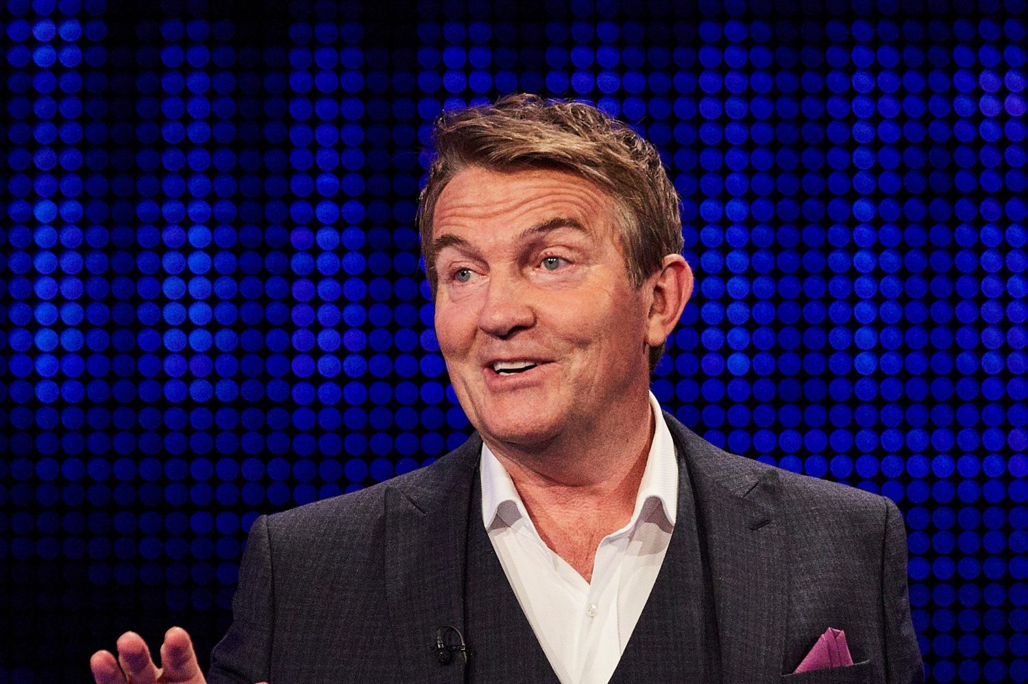 Bradley Walsh loses it on The Chase over cheeky 'furry clam' question