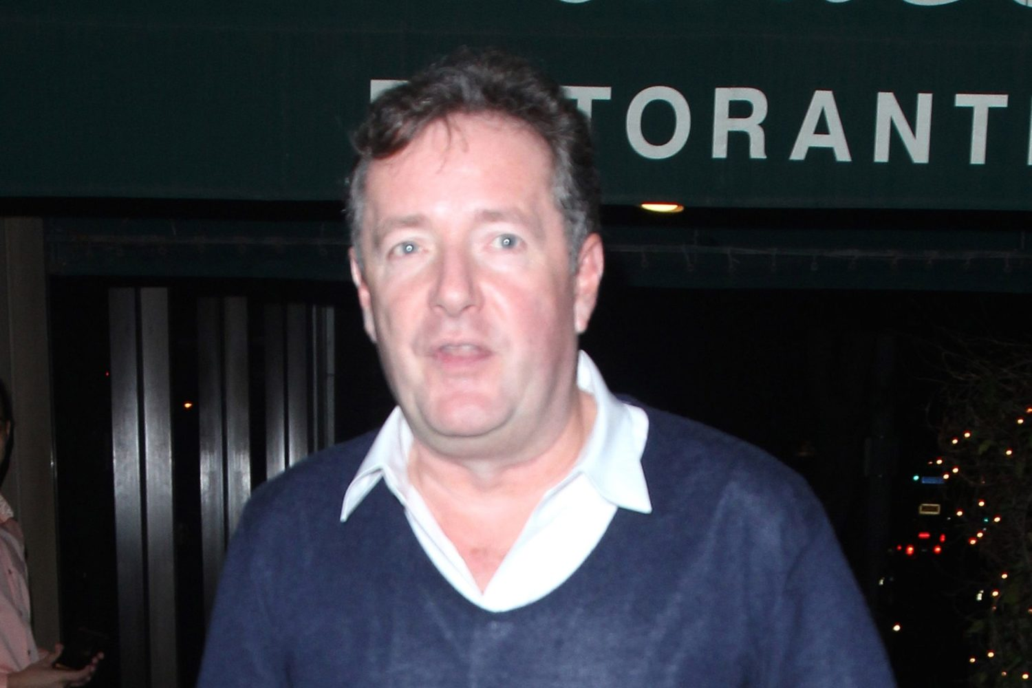 Piers Morgan says Madeleine McCann story would not get the same attention if she were black