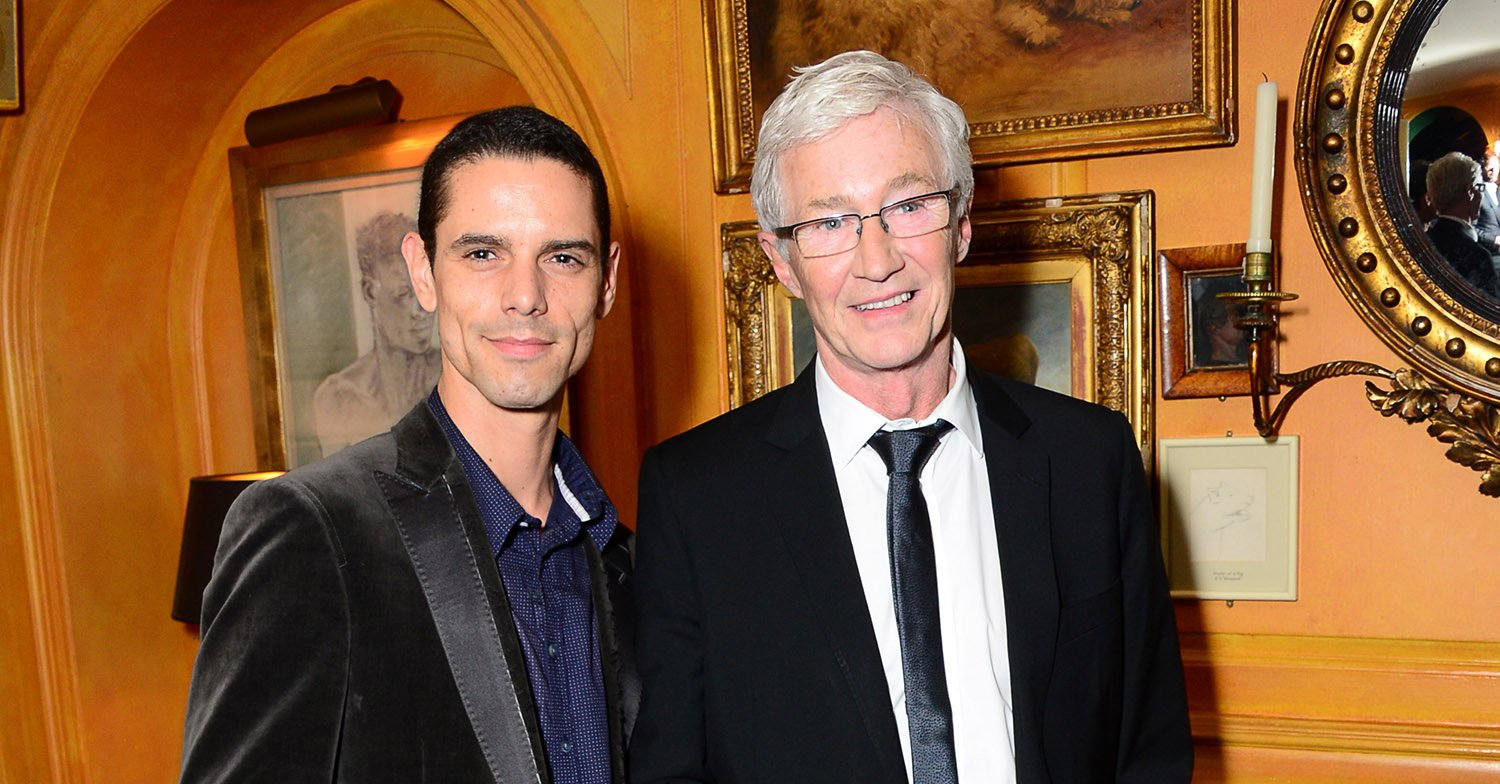 Paul O'Grady 'to extend £3 million home' for husband Andre Portasio