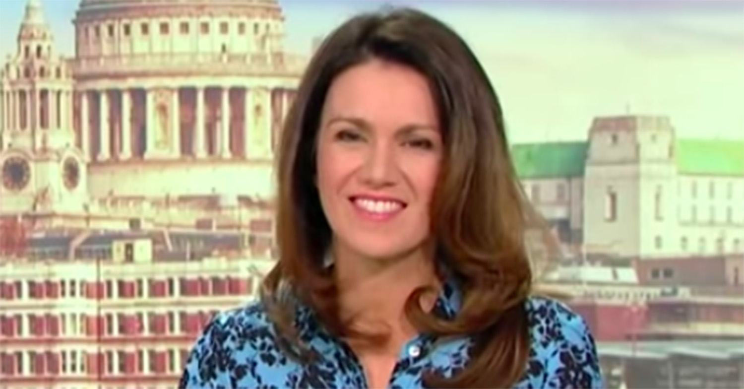 GMB star Susanna Reid joining Celebrity Gogglebox with Rob Rinder?