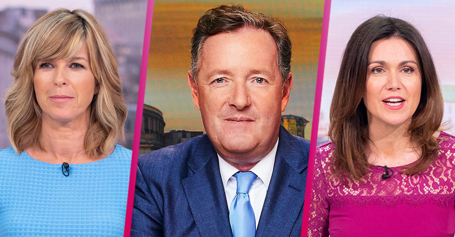 Good Morning Britain presenters: Meet the team from Piers Morgan to Kate Garraway