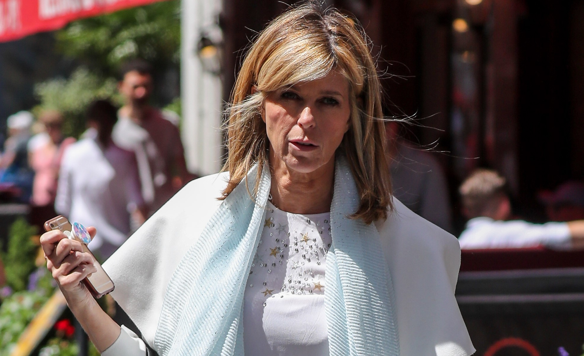 Kate Garraway fears husband could be trapped in a coma forever