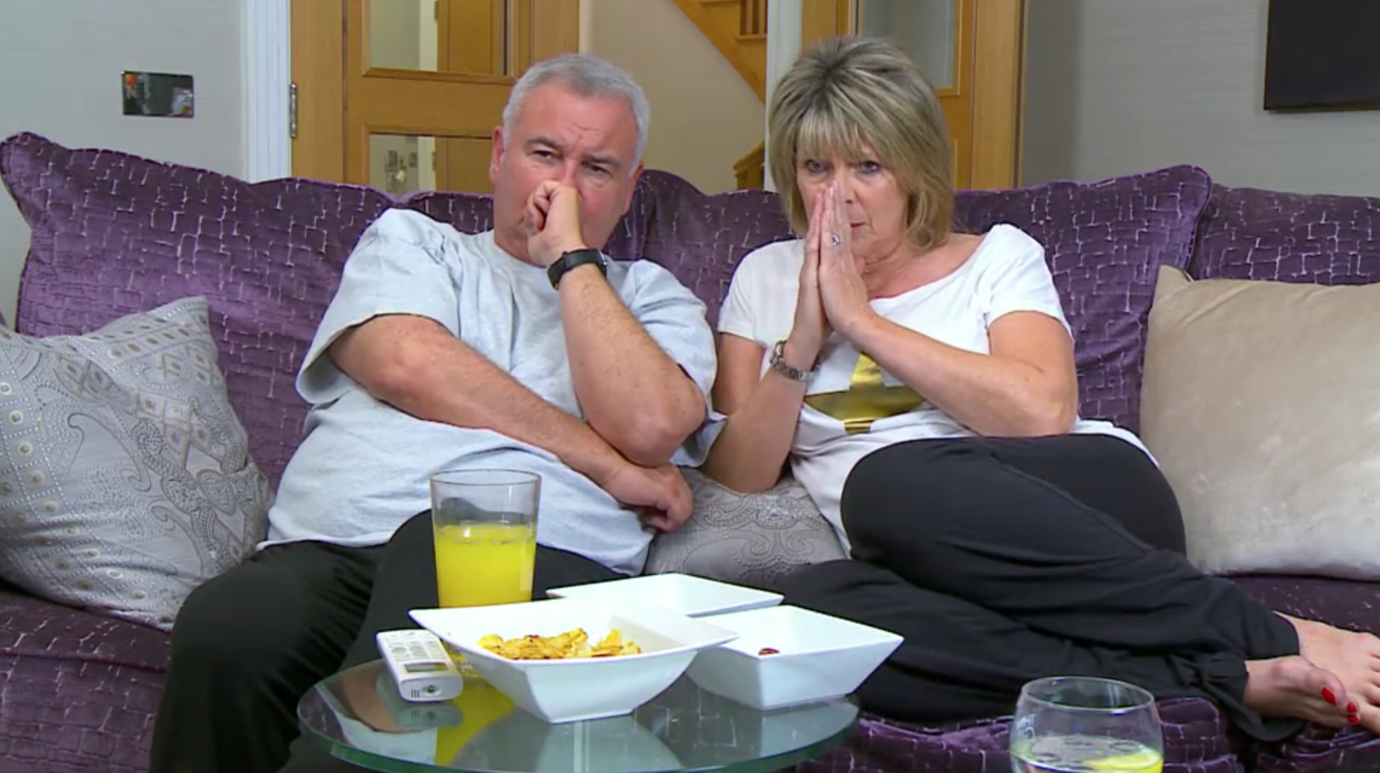 Eamonn Holmes responds to Gogglebox apology