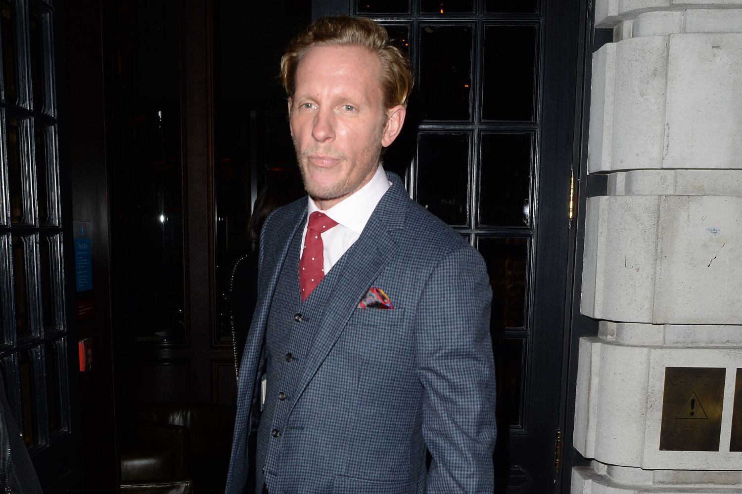 Laurence Fox reveals why he's not appearing on this series of Gogglebox