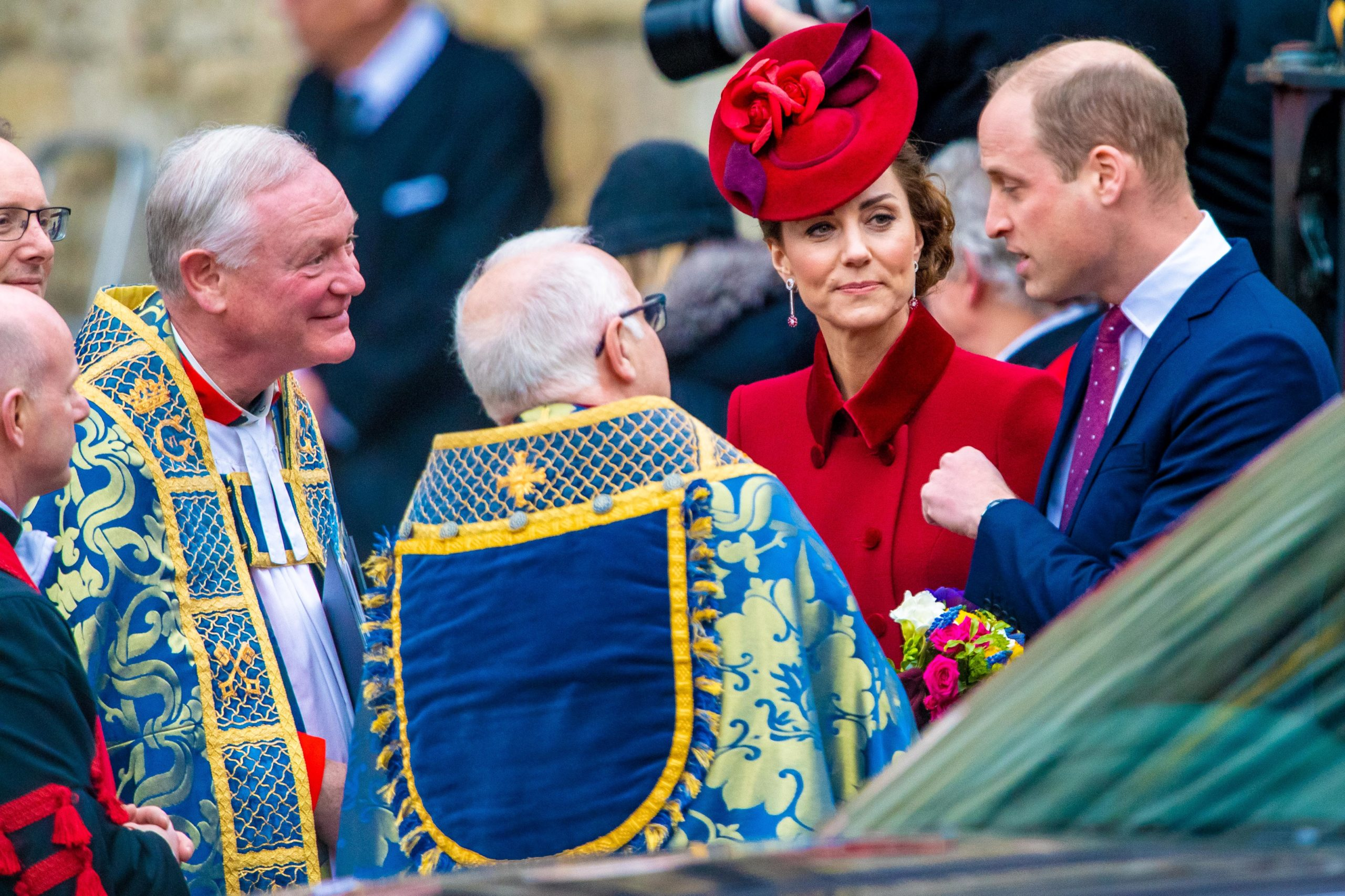 Royals have been praised