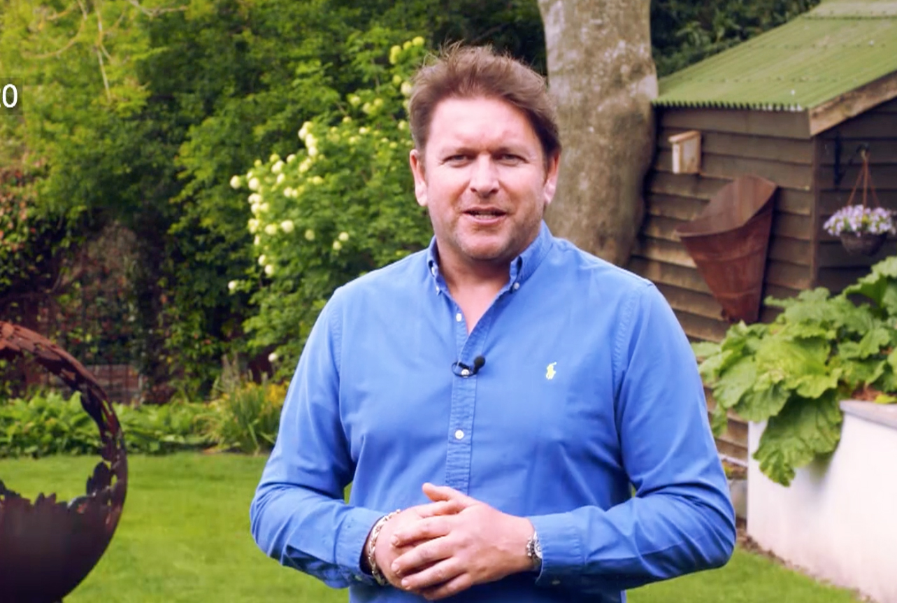 Saturday Morning fans thrilled as James Martin shares exciting news