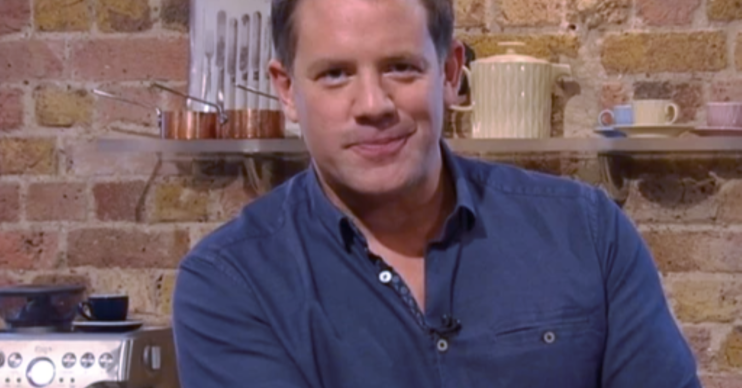 Matt Tebbut on Saturday Kitchen