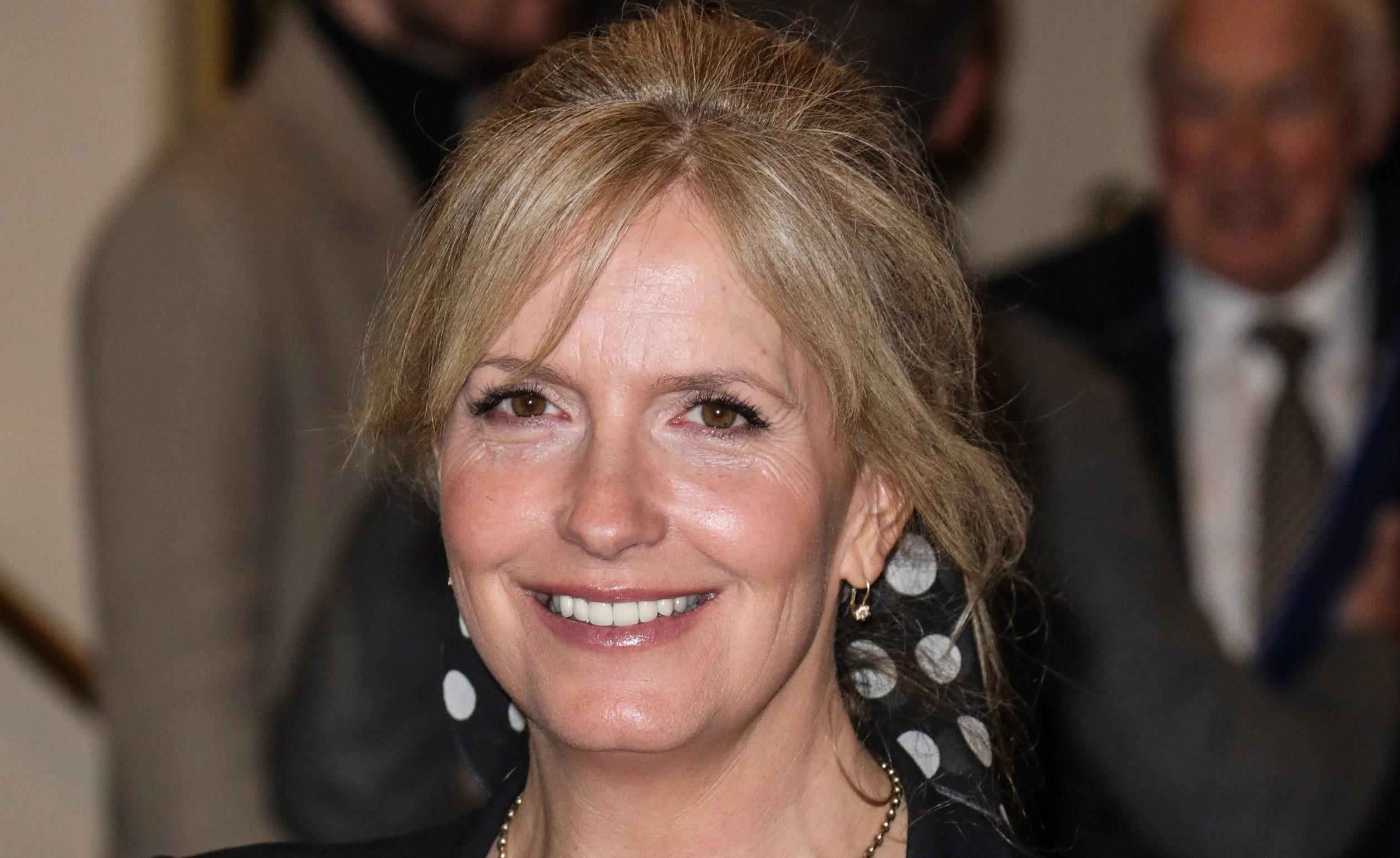 Penny Lancaster thought she had coronavirus, but it turned out to be the menopause