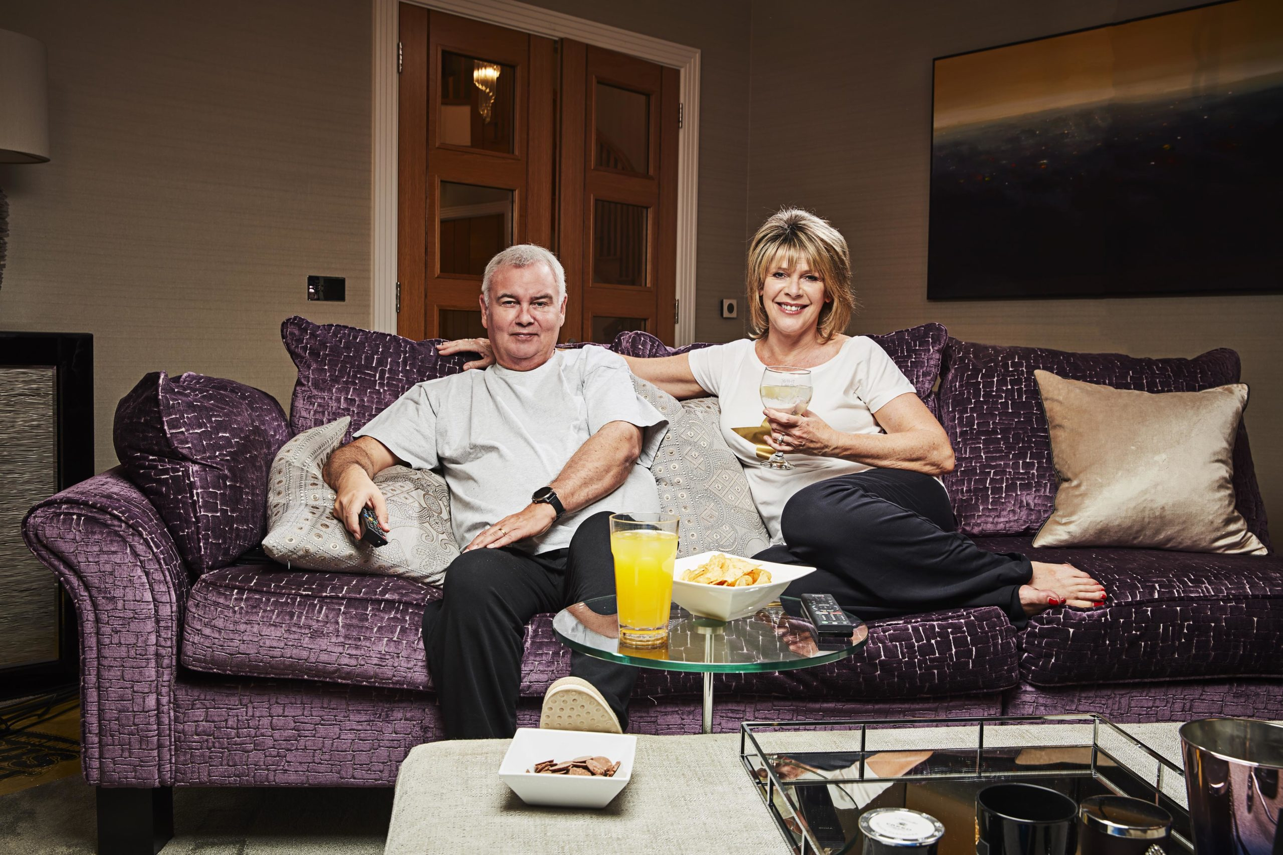 Gogglebox apologises to Eamonn Holmes over editing
