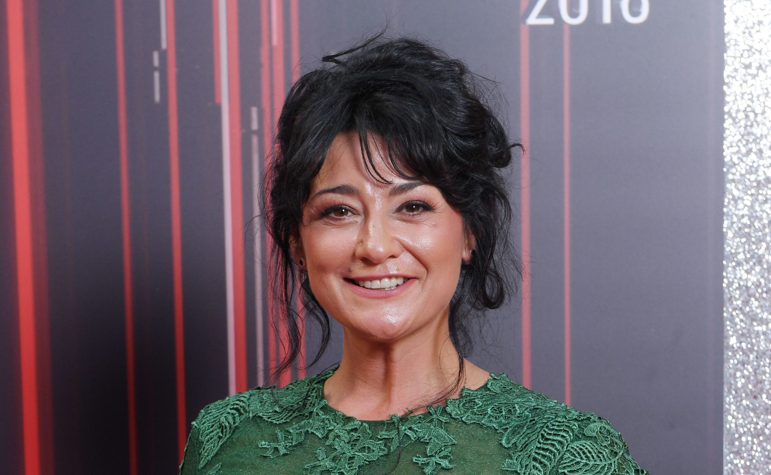 Emmerdale actress Natalie J Robb sparks rumours of love affair with co-star Jonny McPherson