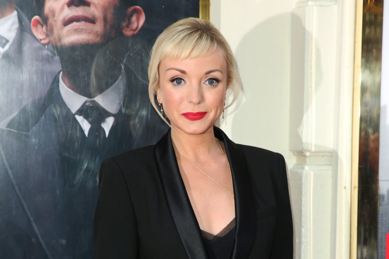 Call The Midwife star Helen George used to be Elton John's backing singer