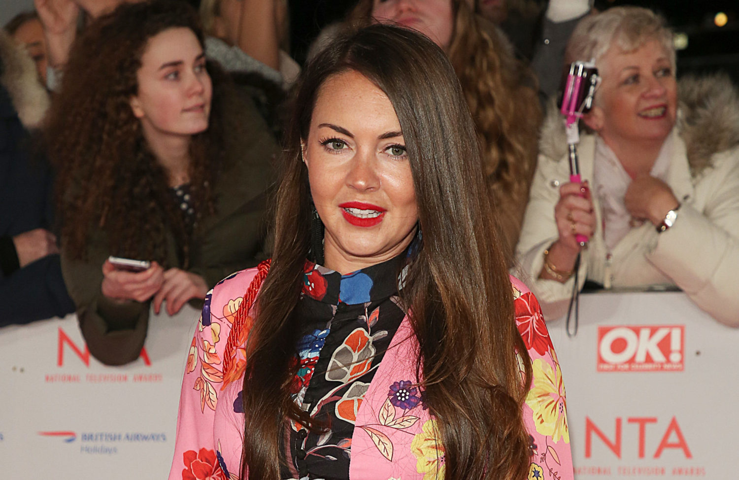 EastEnders star Lacey Turner shares adorable snap of daughter Dusty