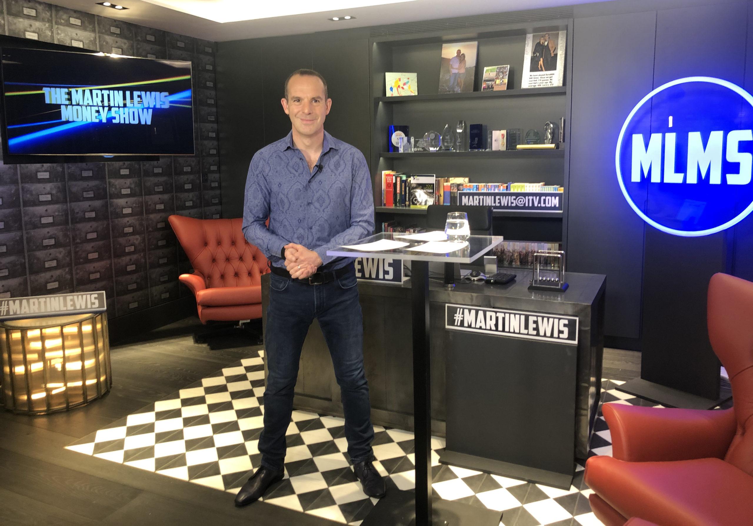 Martin Lewis Money Show ITV