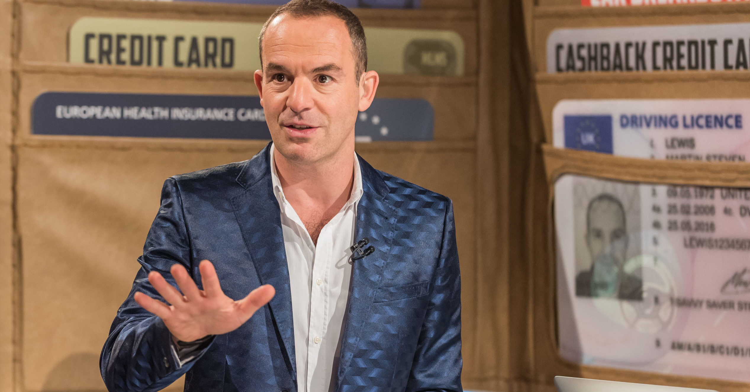 Martin Lewis explains heartwarming reason for offering financial help