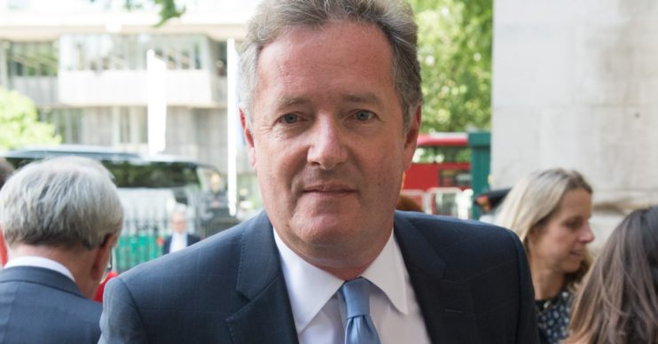 Piers Morgan leave GMB
