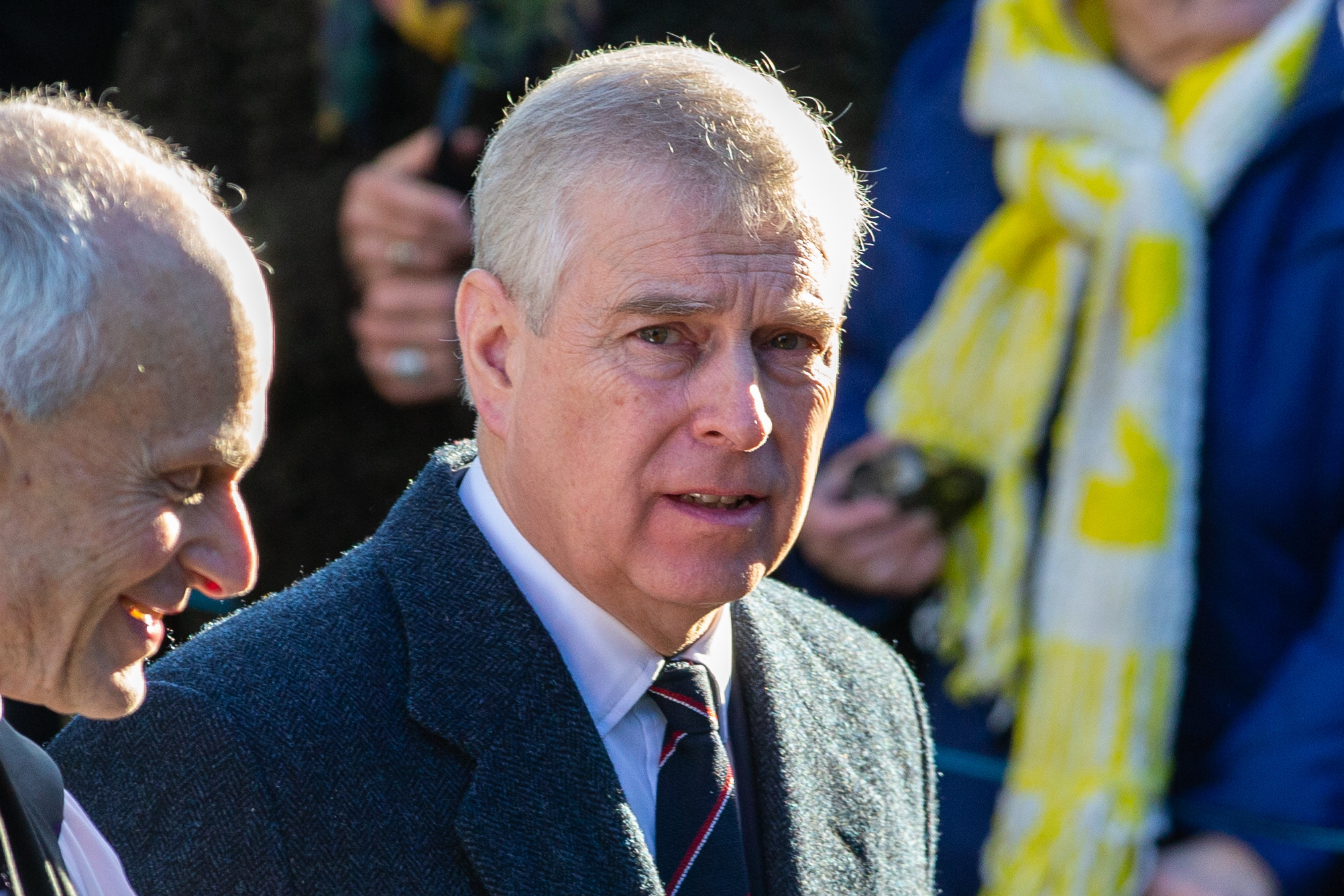 US summons Prince Andrew to be quizzed over Jeffrey Epstein