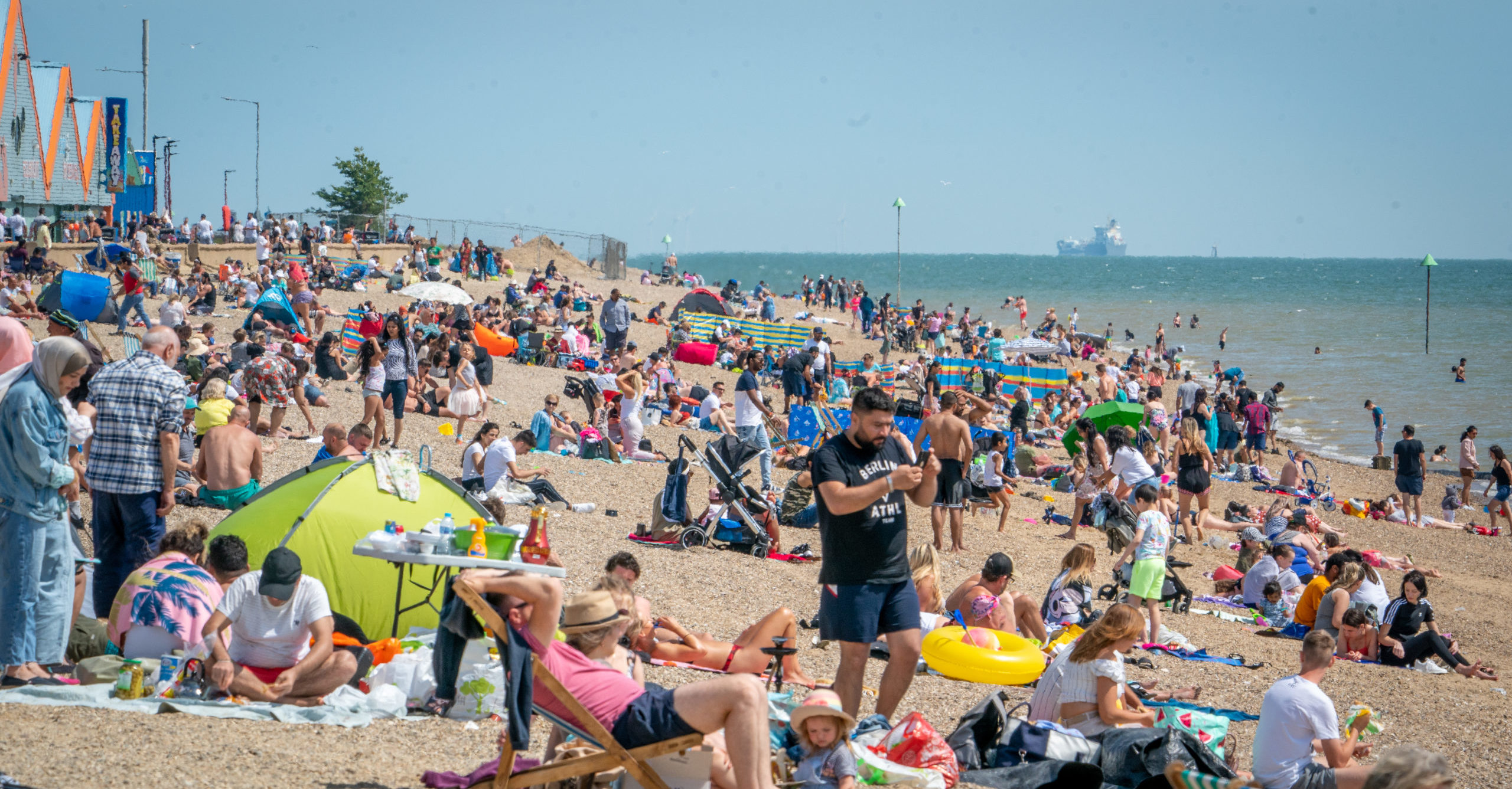 MPs warn beaches could be forced to close if crowds spark second wave