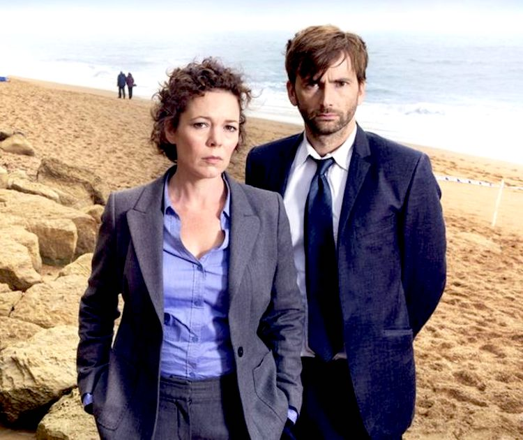 Why was Broadchurch cancelled?