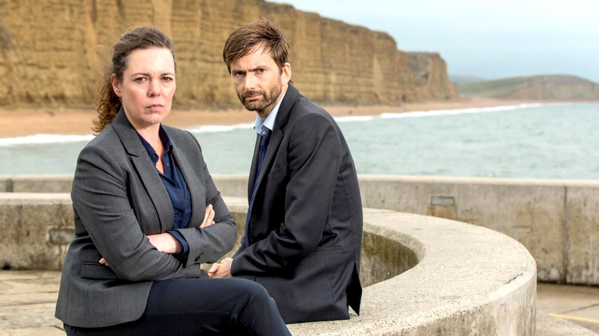 Broadchurch was cancelled after three series