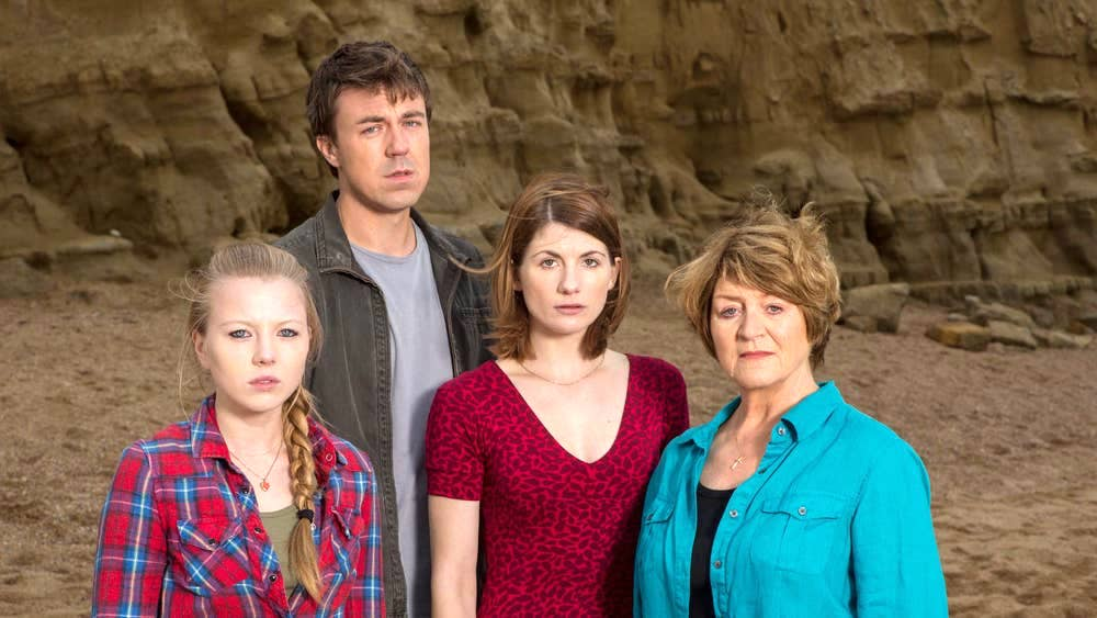 Broadchurch was only ever supposed to run for one series