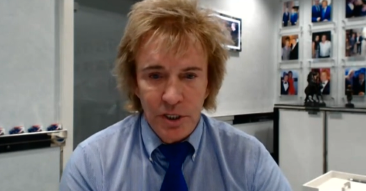Charlie from Pimlico Plumbers This Morning Credit: ITV