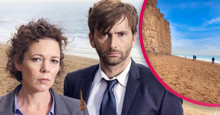 Where isa Broadchurch filmed?