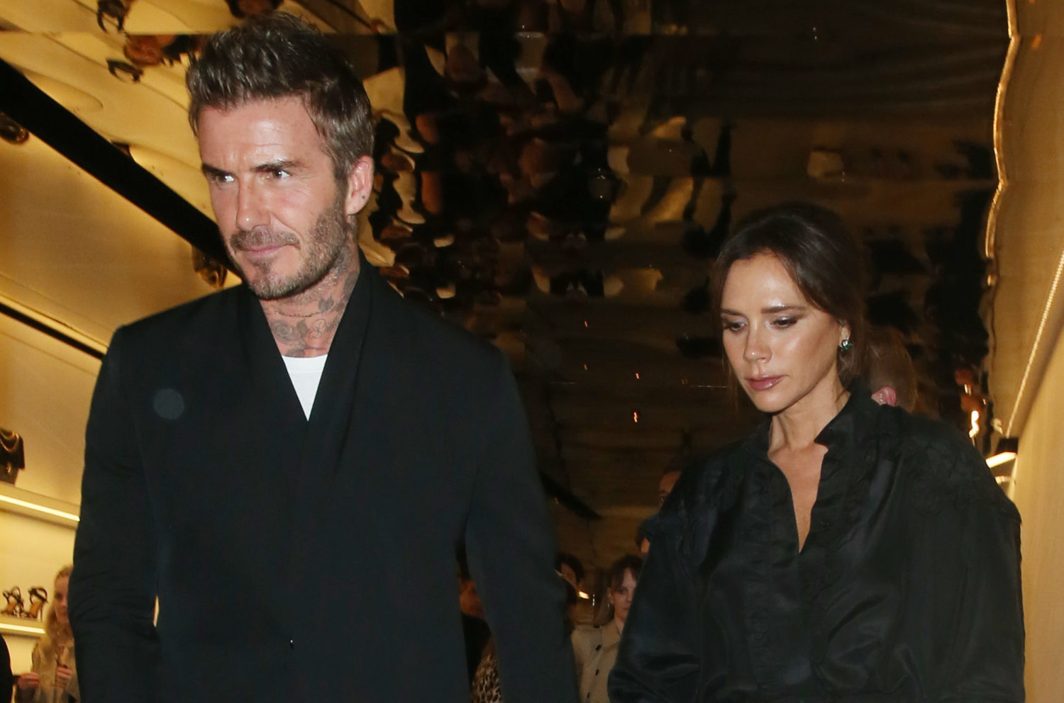 David and Victoria Beckham ramp up security on £6m Cotswolds home