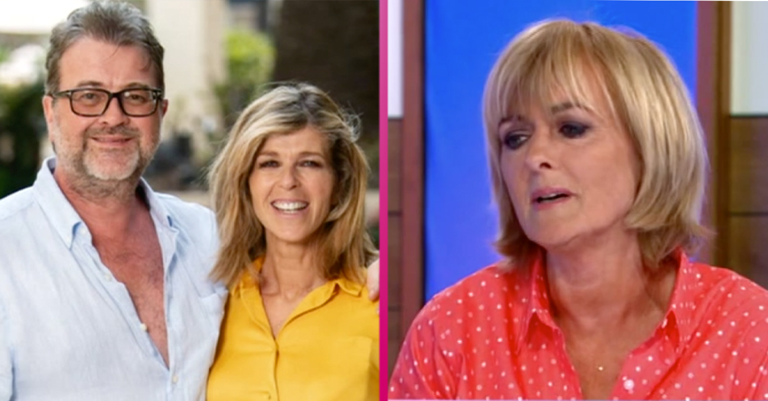Loose Women's Jane Moore says she doesn't know how Kate Garraway is 'still standing'